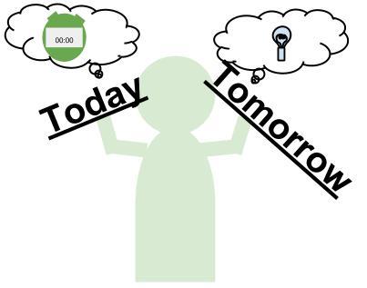 Balance today & tomorrow