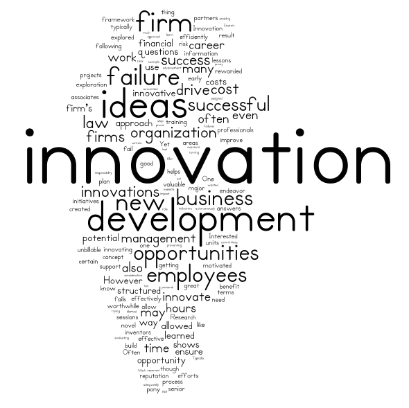 Wordle Law Firm Innovation